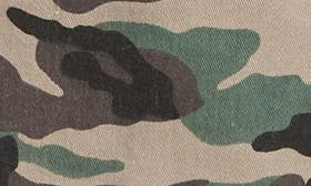 Brown Green Camo swatch image