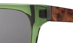 Emerald/ Elm Burl/ Grey swatch image