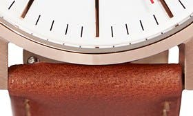Natural/ Rose Gold/ White swatch image