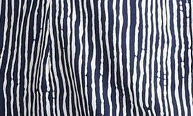 Blue White Stripes swatch image