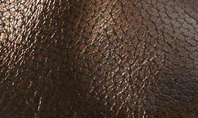 Bronze Nubuck Leather swatch image