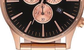 Rose Gold / Black swatch image