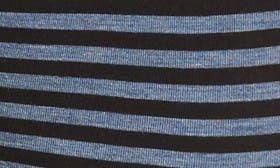 Blue Heather Stripe swatch image