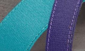 Blue/ Purple Fabric swatch image