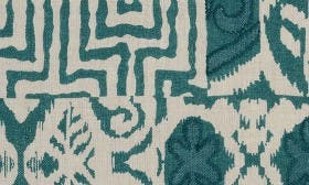 Teal/ Ivory swatch image