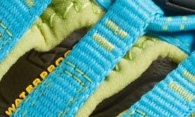 Hawaiian Blue/ Green Glow swatch image