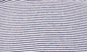 True Navy/ Ivory Micro Stripe swatch image