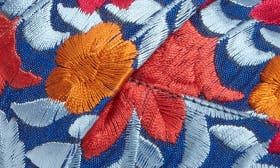 Blue Combo Fabric swatch image