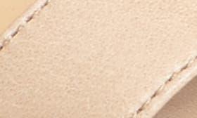 Light Khaki Leather swatch image