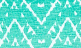 Mint Ikat swatch image