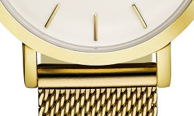Gold/ White/ Gold swatch image