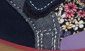 Dark Blue/ Floral swatch image