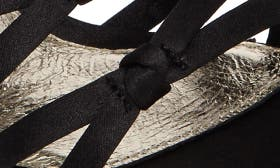 Black Classic Satin swatch image