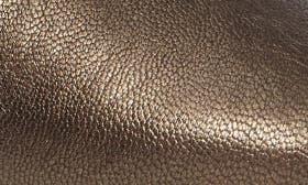 Bronze Metallic Leather swatch image