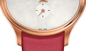 Red/ Mop/ Rose Gold swatch image