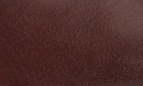 Wine Burnished Leather swatch image
