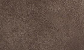 Charcoal Faux Suede swatch image