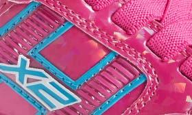 Hot Pink Hologram/ Neon Blue swatch image