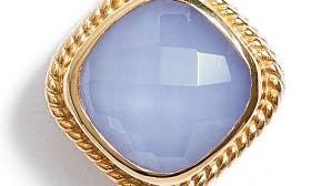 Gold/ Blue Chalcedony swatch image