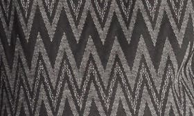 Black/ Grey Zig Zag swatch image