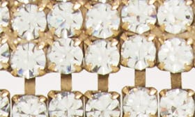 Gold/ Crystal swatch image