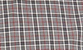 Grey Shade Red Mini Plaid swatch image