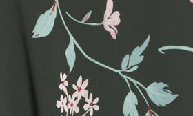 Evergreen Floral swatch image