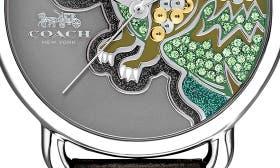 Black/ Multi/ Silver swatch image