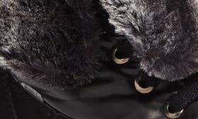 Black Baltico/ Lapin swatch image