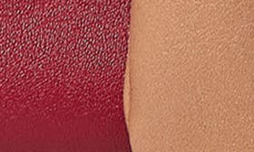 Nude/ Cranberry swatch image