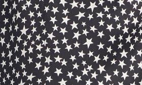 Black / White Star Toss swatch image
