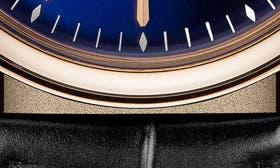 Black/ Blue/ Rose Gold swatch image