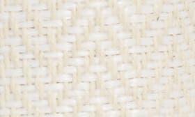 White Herringbone swatch image