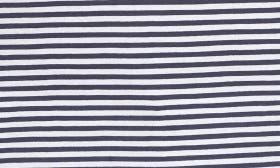 Navy - White Kaylee Stripe swatch image