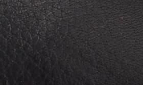 Dark Indigo Leather swatch image