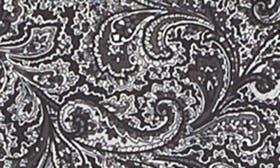 Black Paisley swatch image
