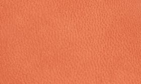 Persimmon Leather swatch image