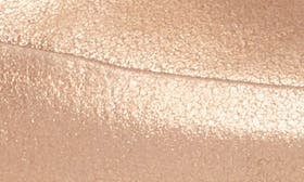 Rose Gold Metallic Leather swatch image