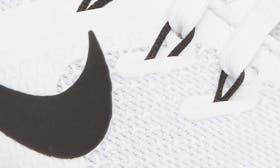 White/ Black/ Total Crimson swatch image