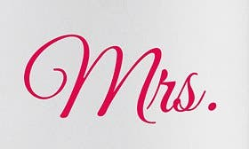 Mrs & Mrs swatch image
