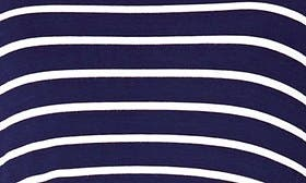 True Navy/ White Stripe swatch image