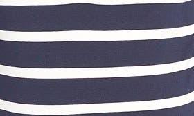 Uneven Navy Stripe swatch image