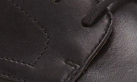 Black Antiqued Calf Leather swatch image