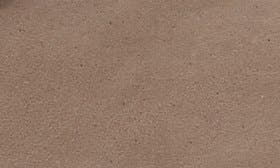 Taupe Milled Nubuck Leather swatch image