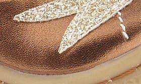 Metallic Copper swatch image