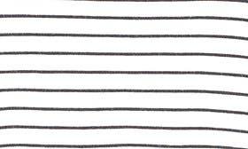 Ivory Tiny Stripe swatch image
