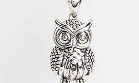 Silver/ Owl swatch image