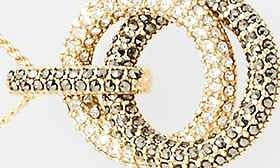Marcasite/ Crystal/ Gold swatch image