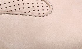 Maple Sugar Nubuck Leather swatch image