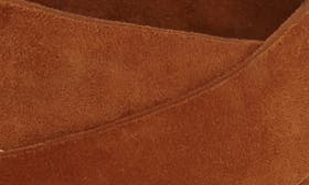 Maple Brown Suede swatch image selected
